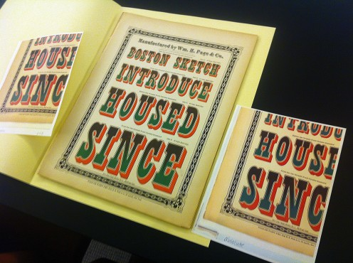 Proofs of Chromatic Printing
