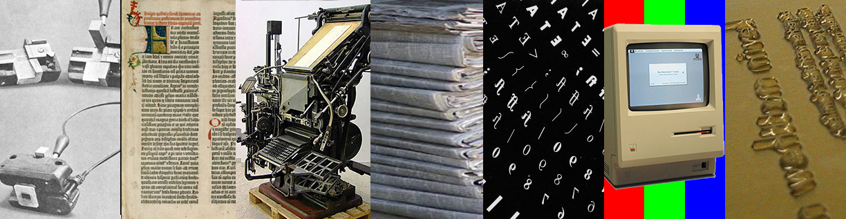 advent of the printing press