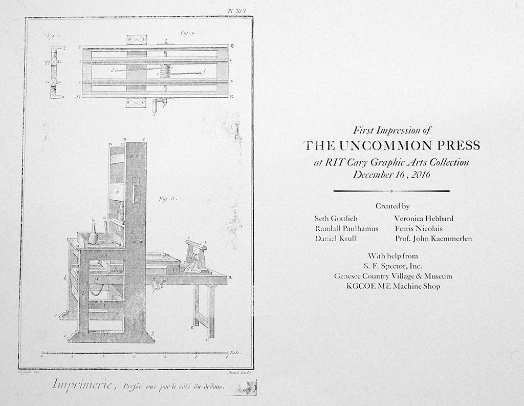 conclusion of a printing press 19082018 the importance of the printing press for the protestant reformation, part two  conclusion it has been shown in  the printing press survived its.