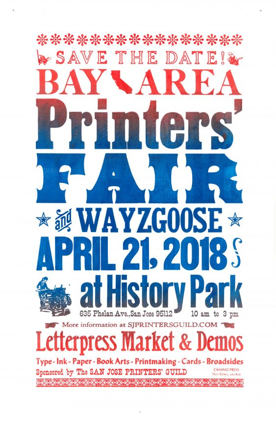 Northern california chapter american printing history association the remembering jack werner stauffacher event on march 16th will be held at the sf center for the book and the bay area printers fair at the san jose reheart Image collections