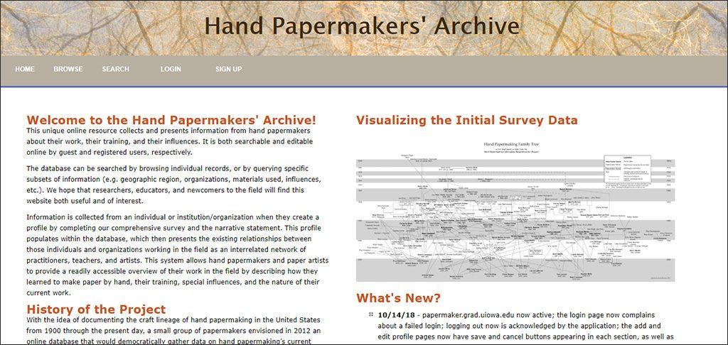Wishful Beginnings - American Printing History Association